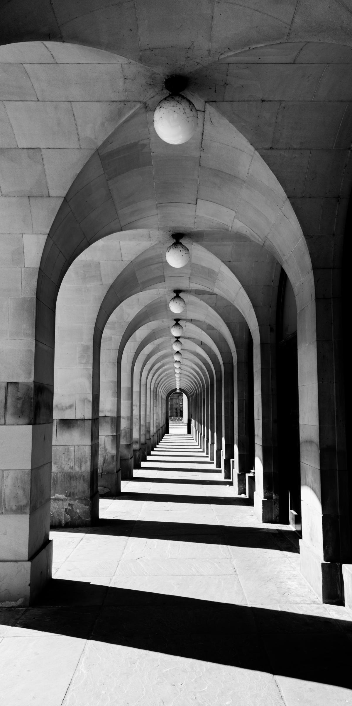 Architecture Arch Column #189347