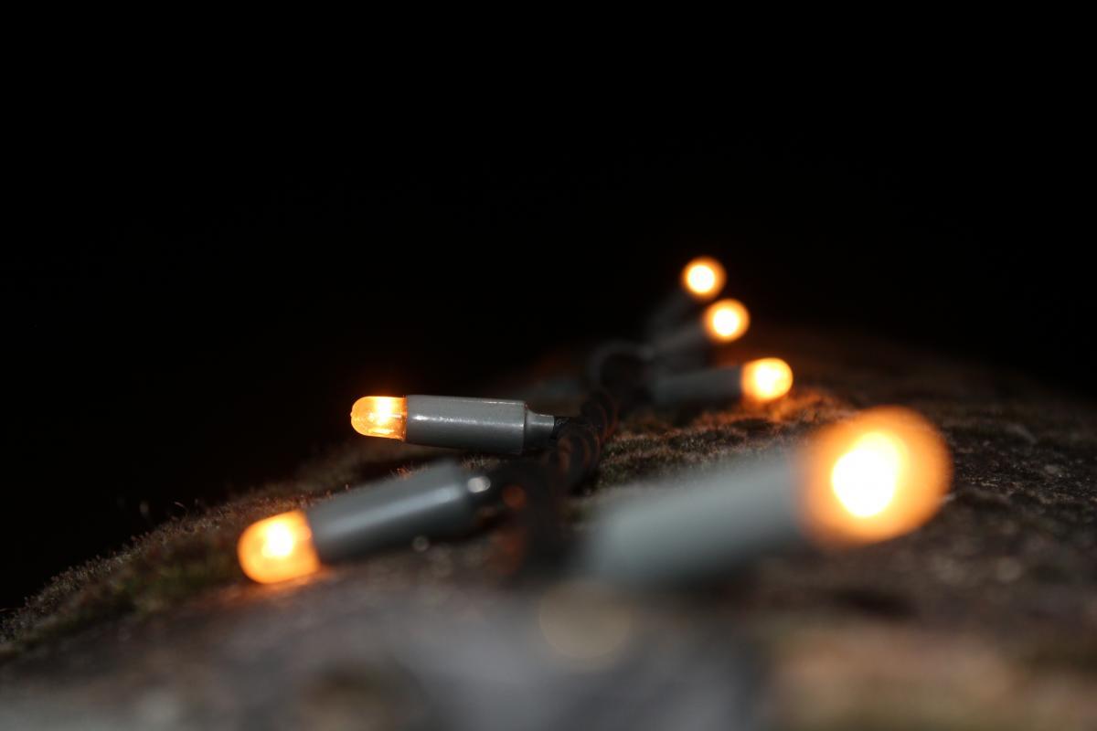 Light Black Matchstick