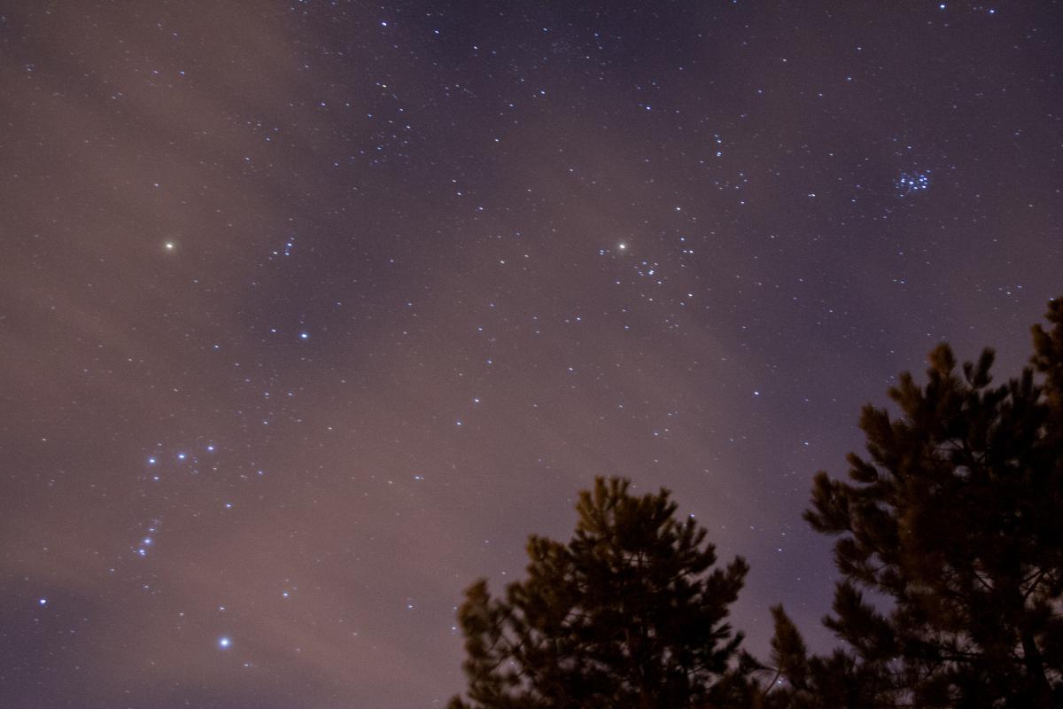 Stars sky night  #19269