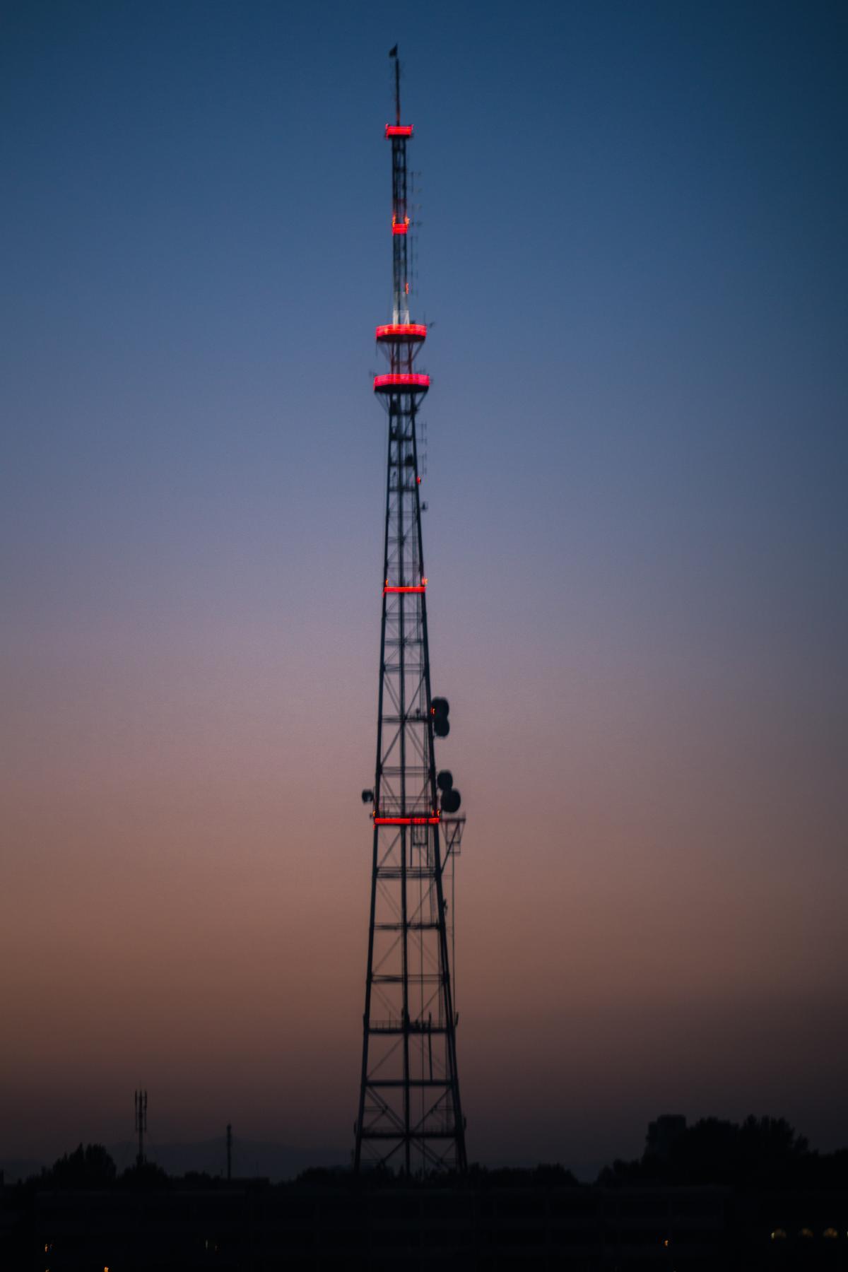 Antenna Tower Sky