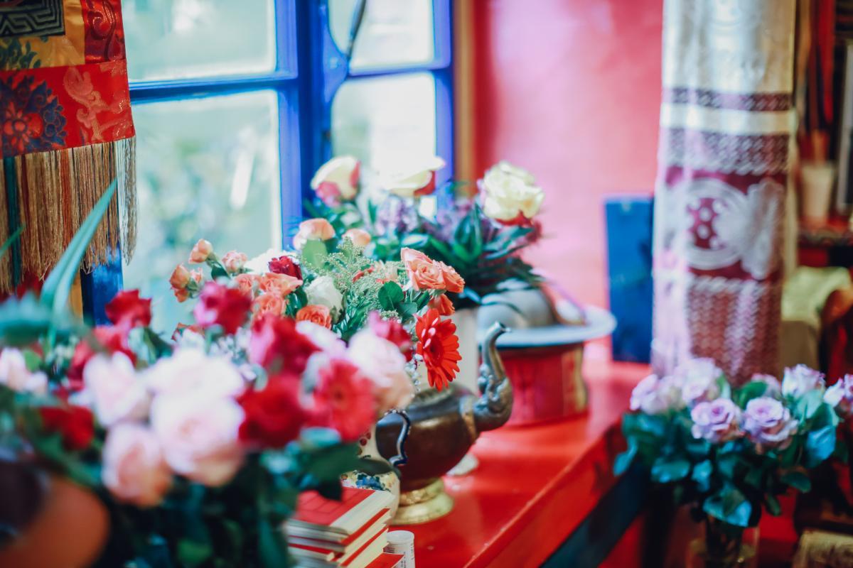 Bouquet Decoration Flower arrangement #199890
