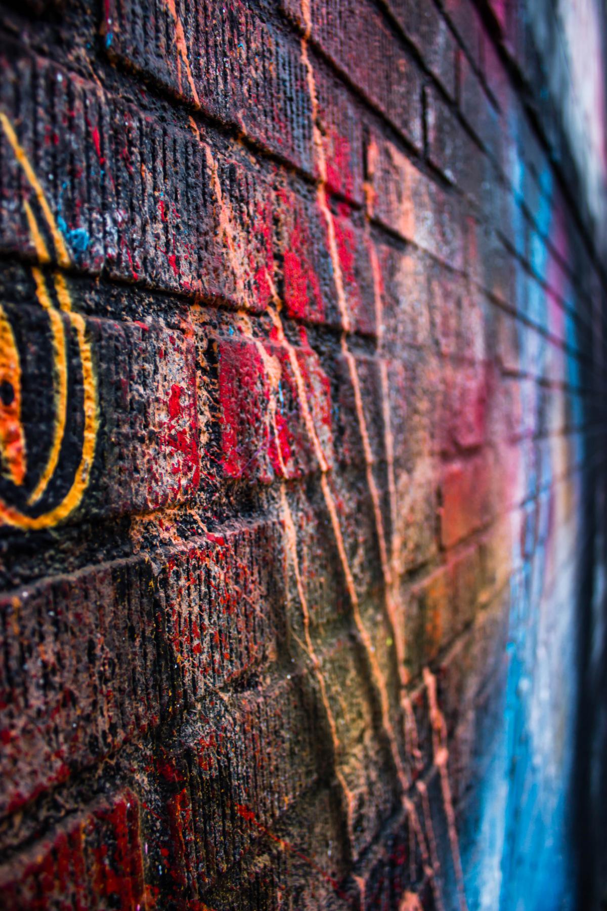 street art colors