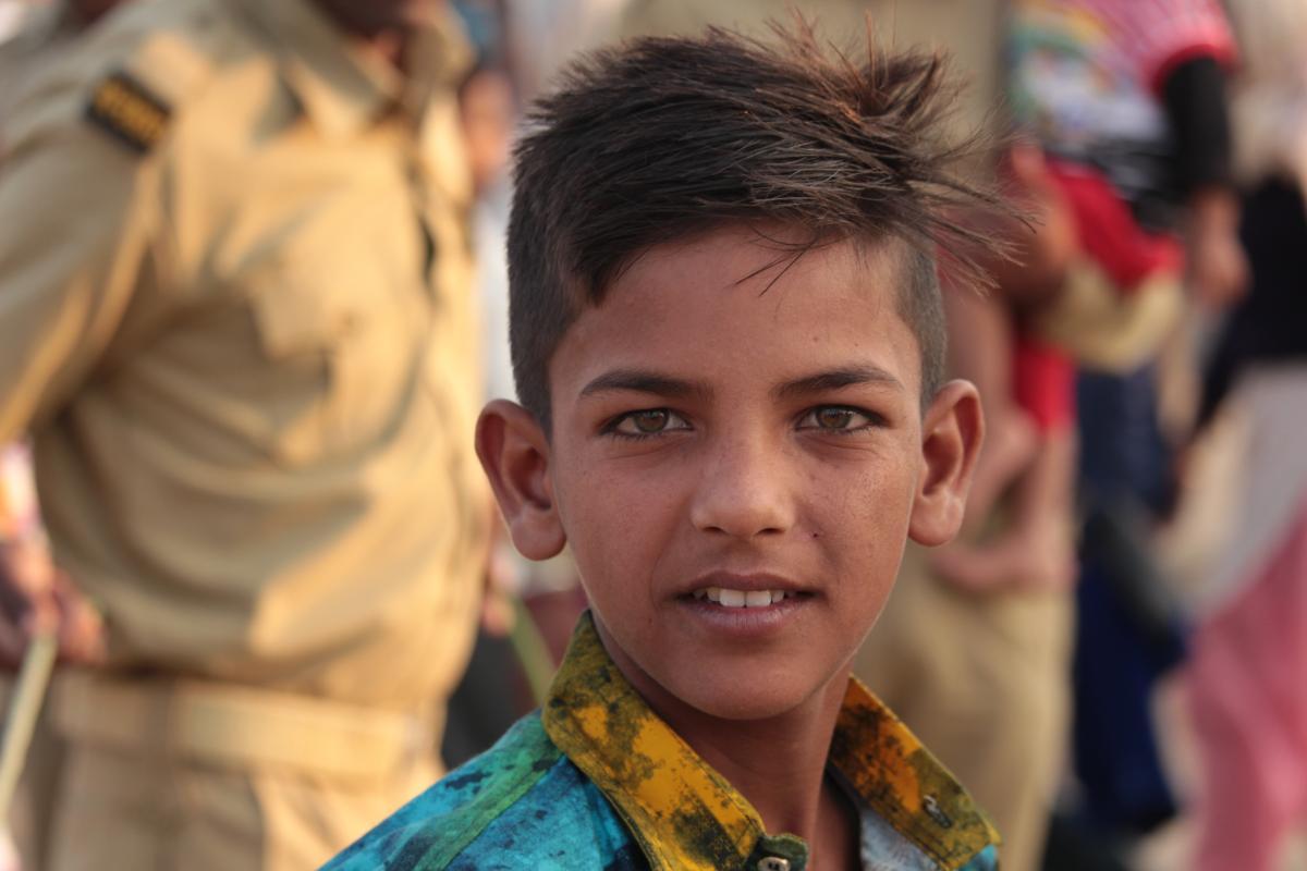 Child Juvenile Person