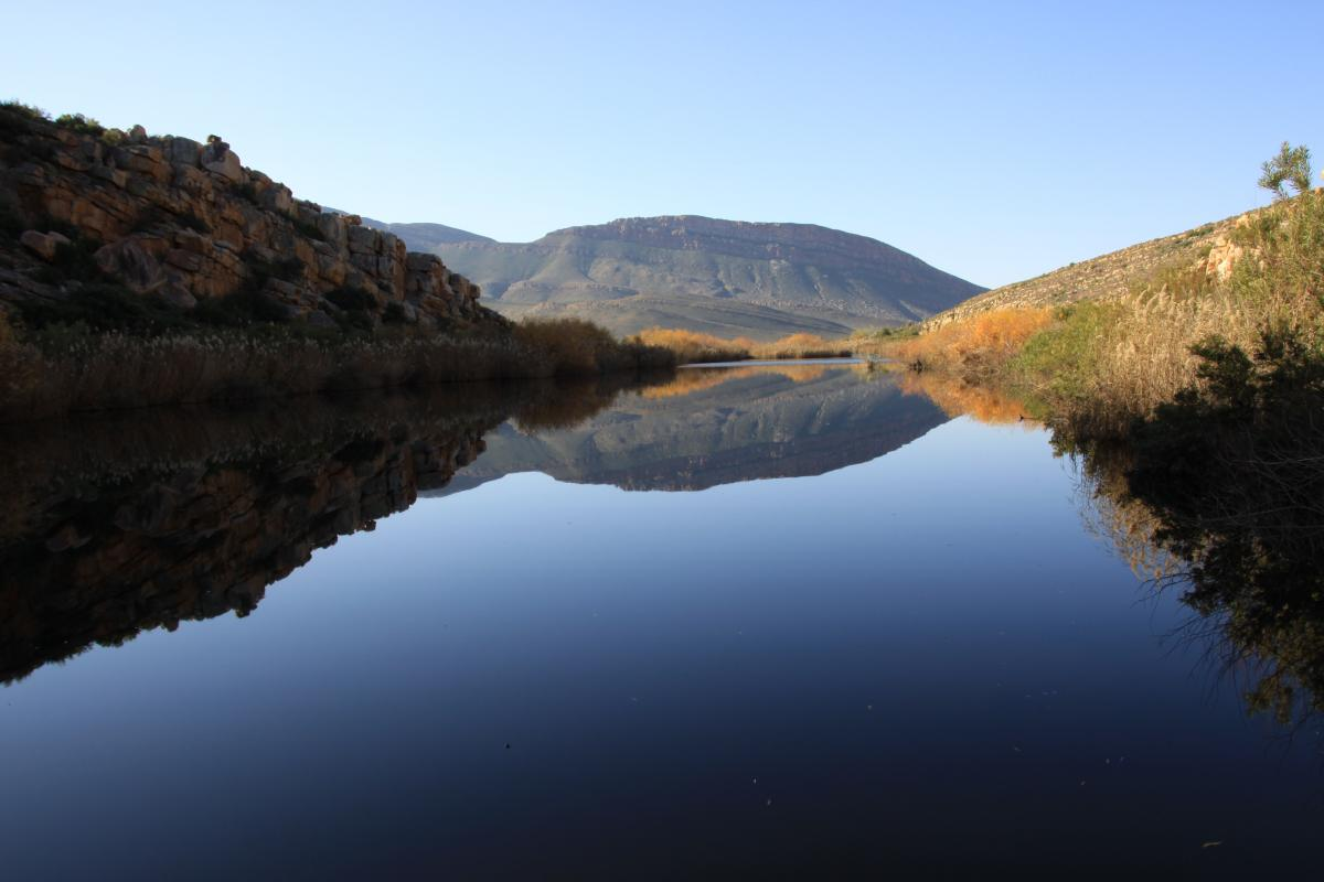 Lake Mountain Landscape #204761