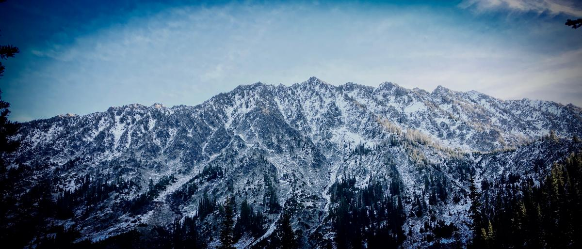 Mountain Glacier Range #205664