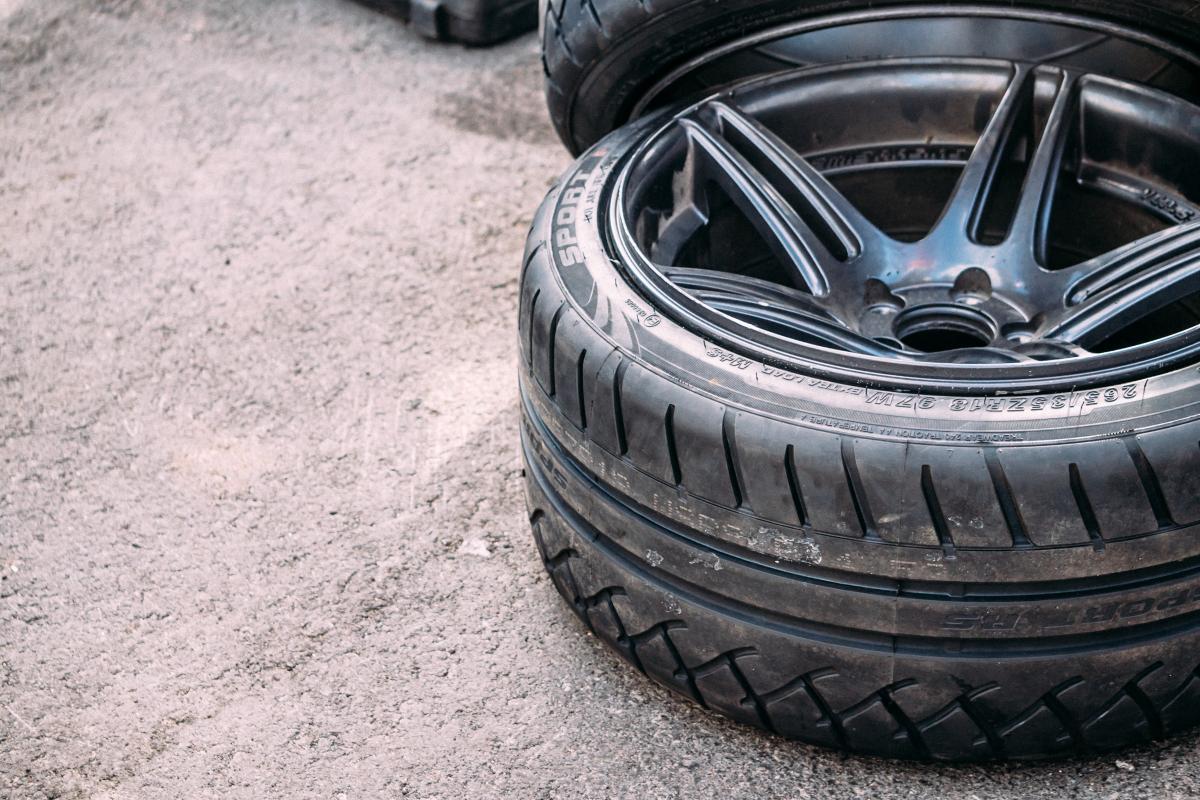 Tire Hoop Band