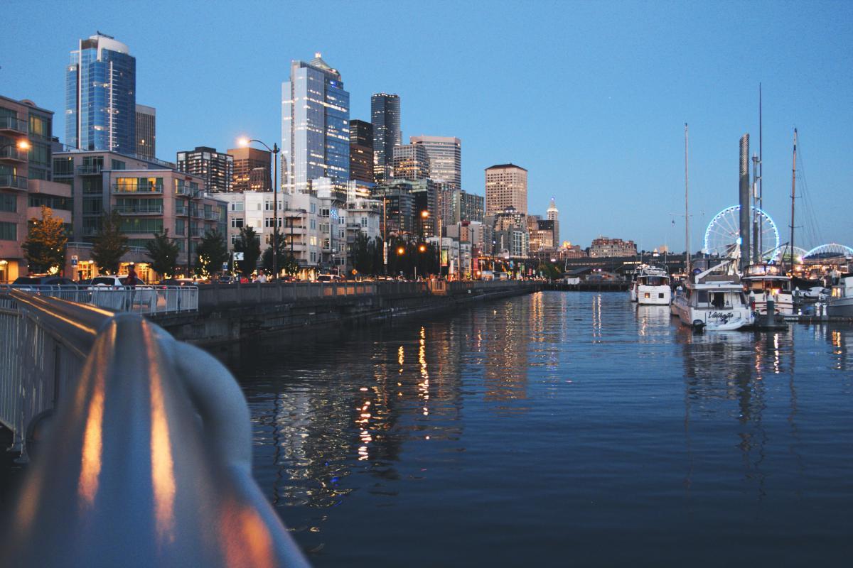 port marina harbor
