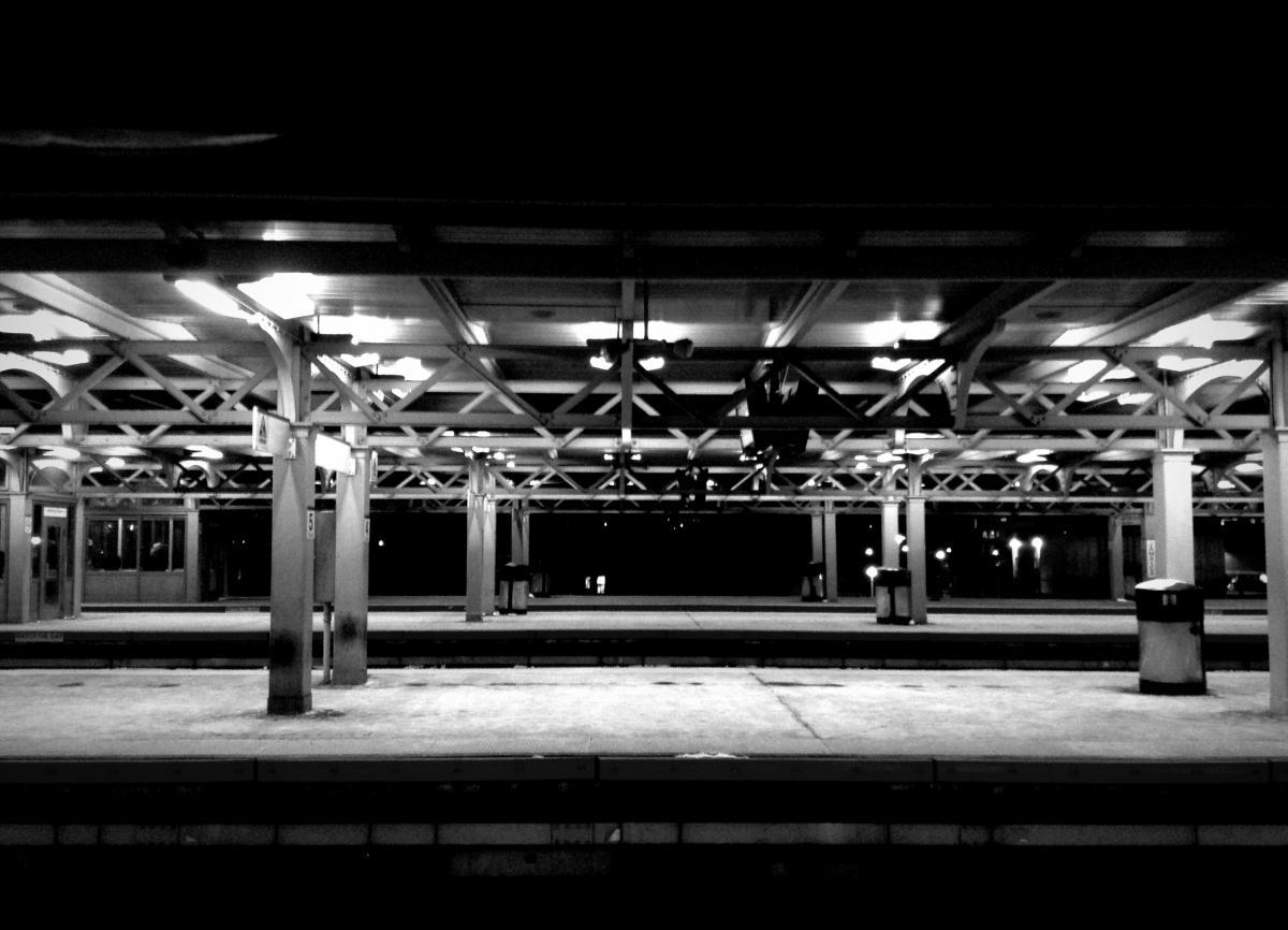 bus station transportation urban