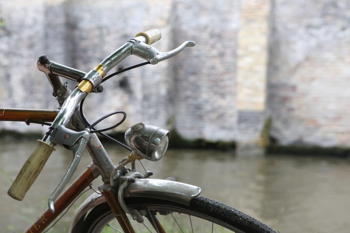 Bike bicycle handlebars  #21548