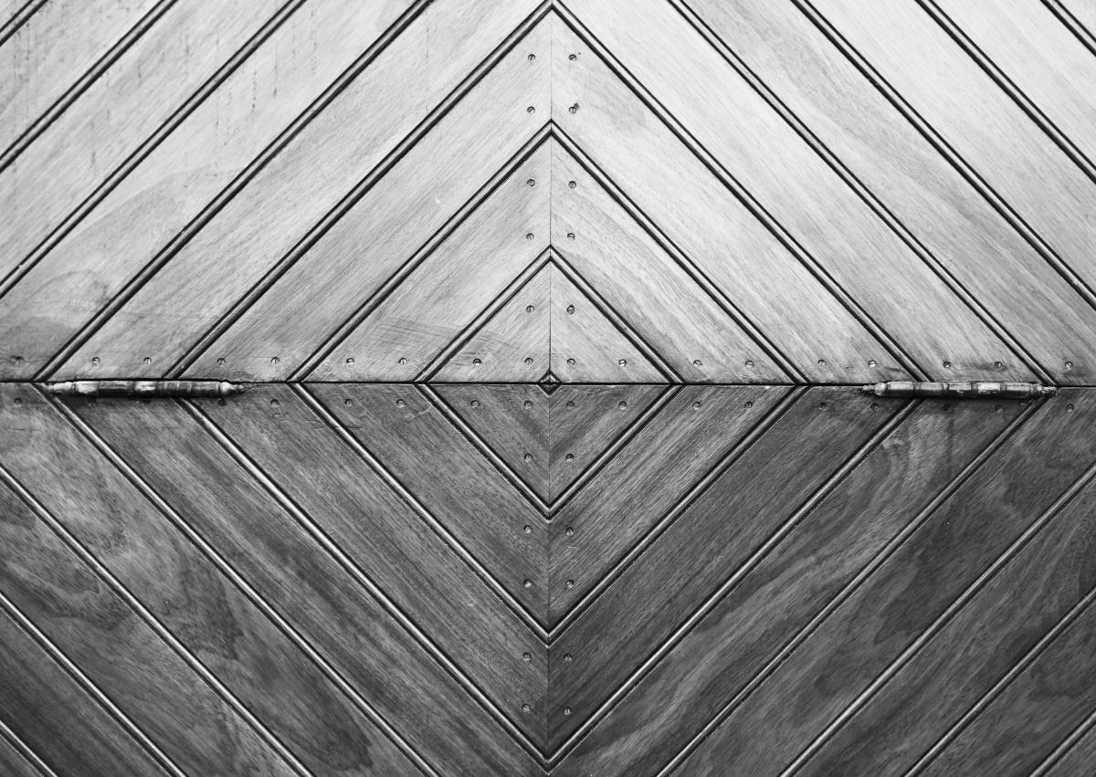 Wood door hinges  #21663
