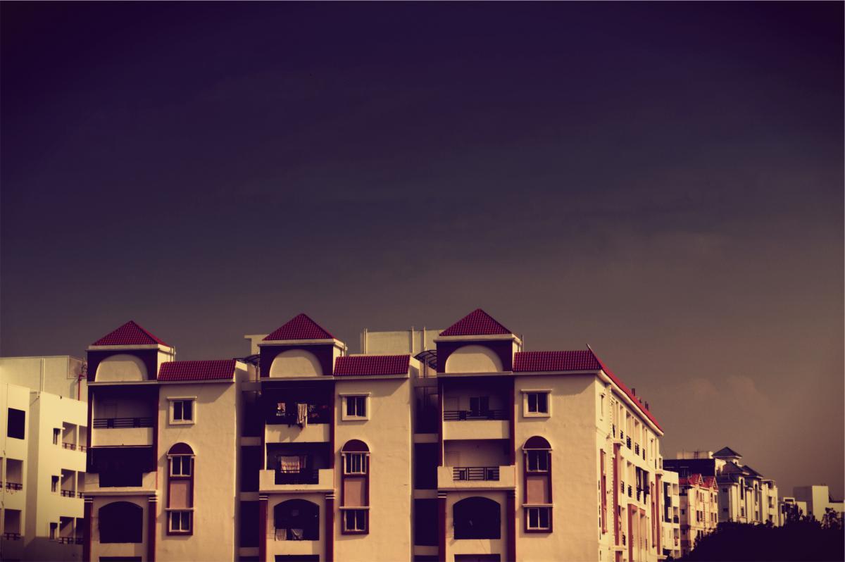 dark sky buildings