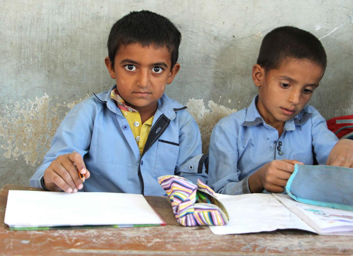 Schoolchild People Child #219858