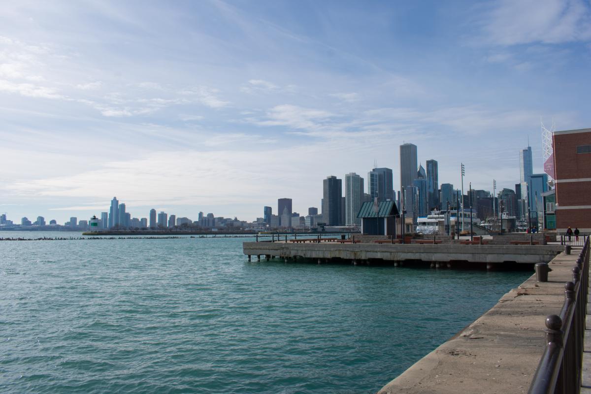 Waterfront City Urban #224236