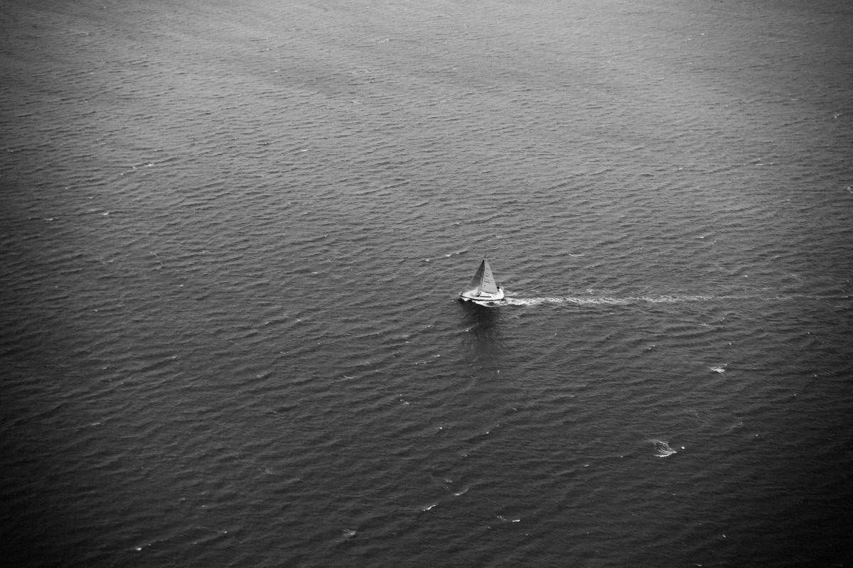 sailboat sea ocean