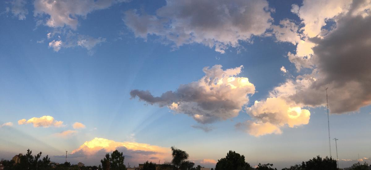 Atmosphere Sky Clouds #232367