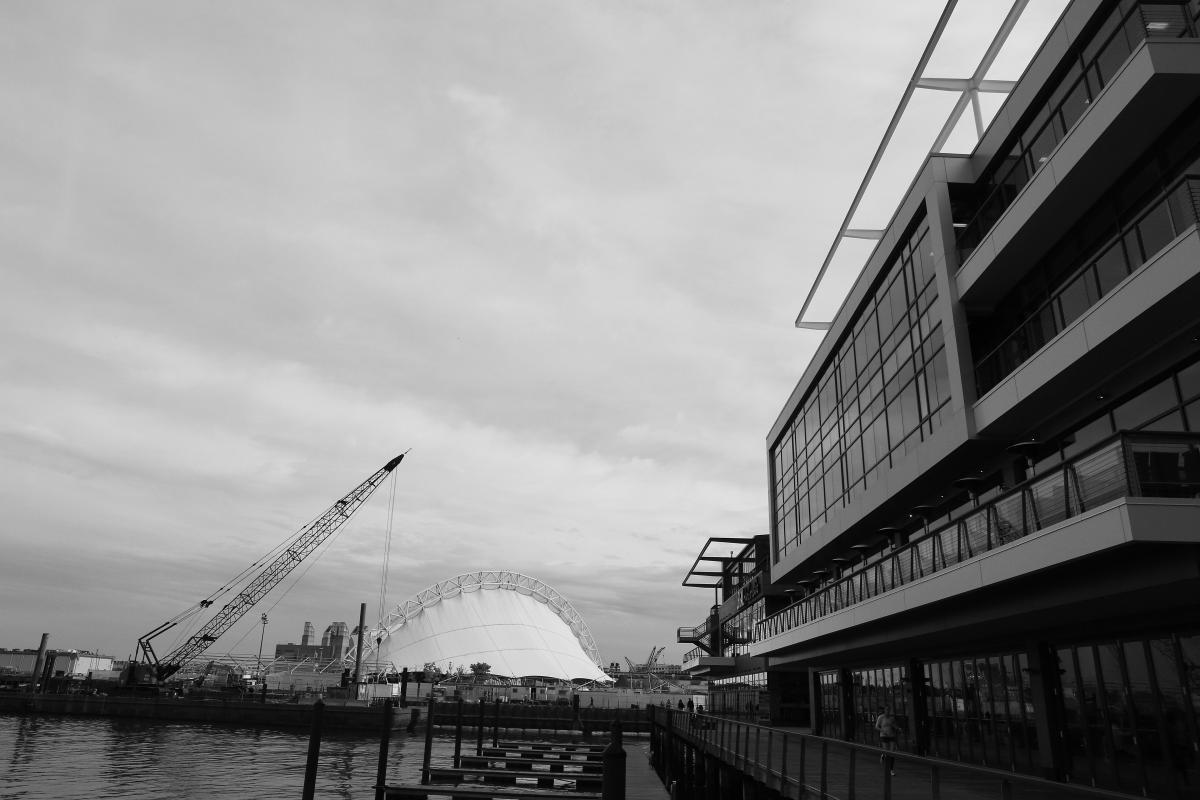 buildings architecture crane