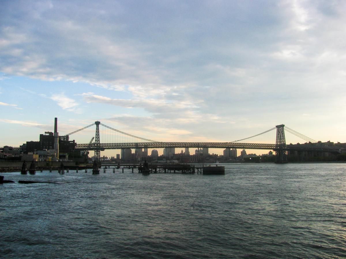 water harbor port