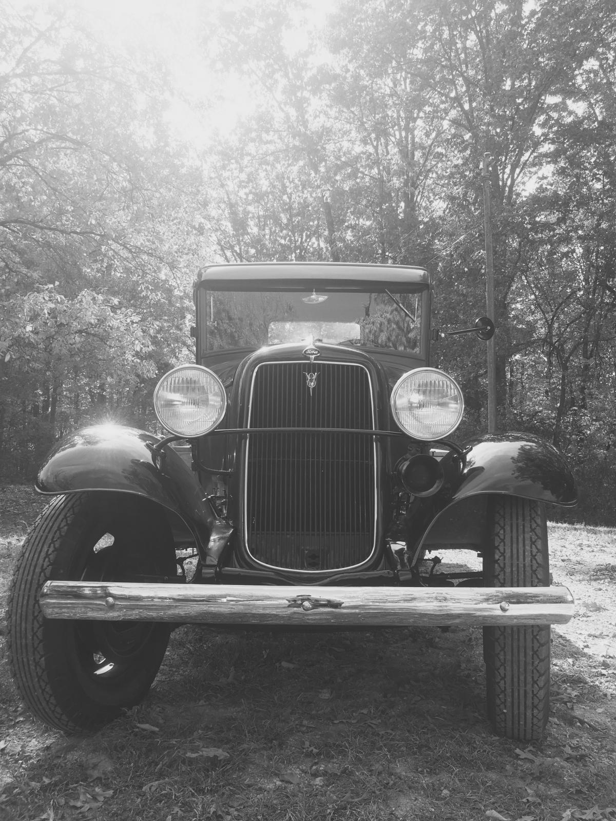 Model t Motor vehicle Car #236280