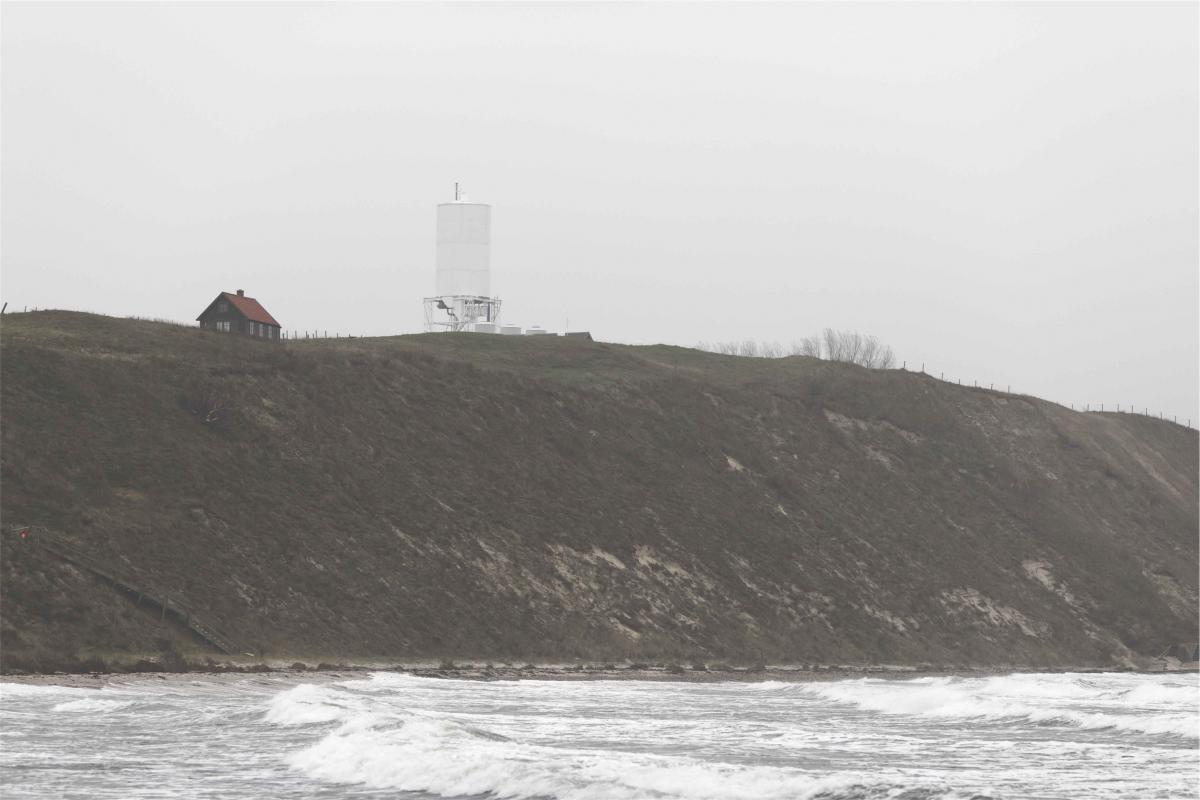 hill coast water