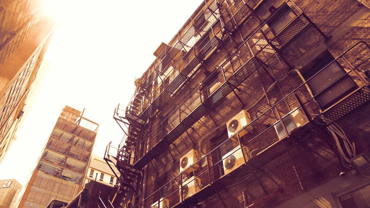buildings houses apartments