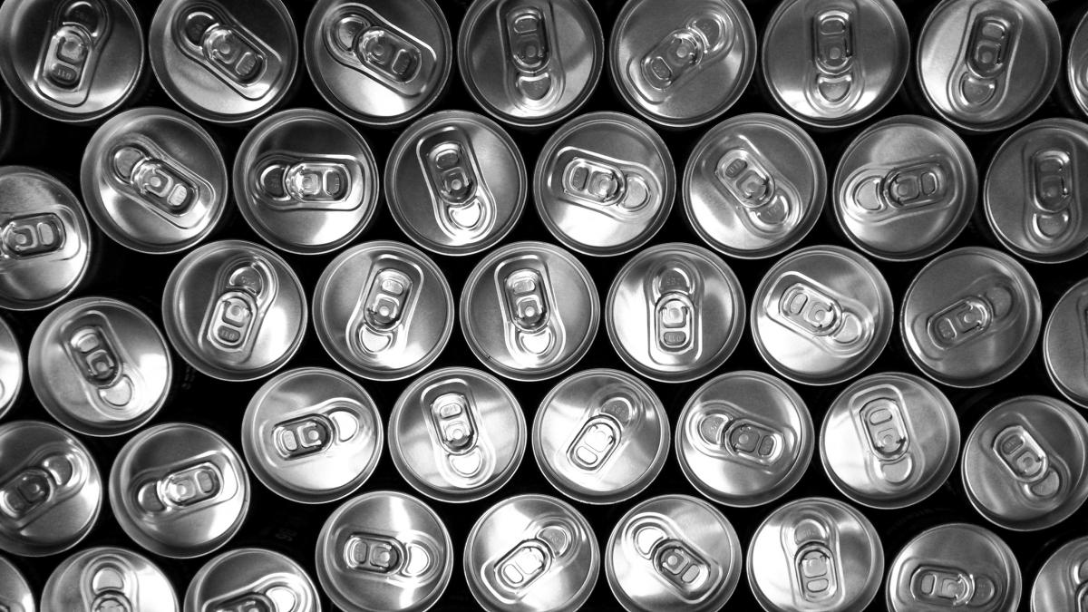 Cans drinks beverage #23969