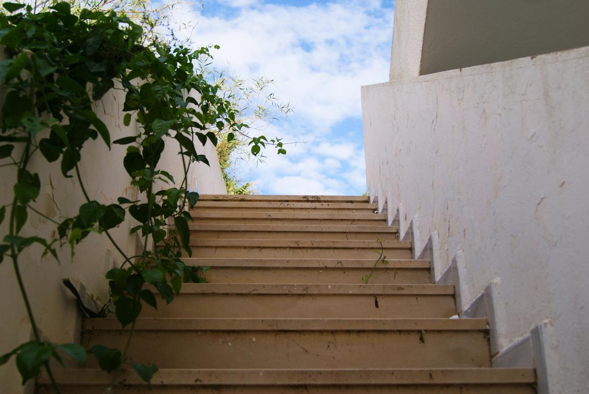 Architecture Building Step