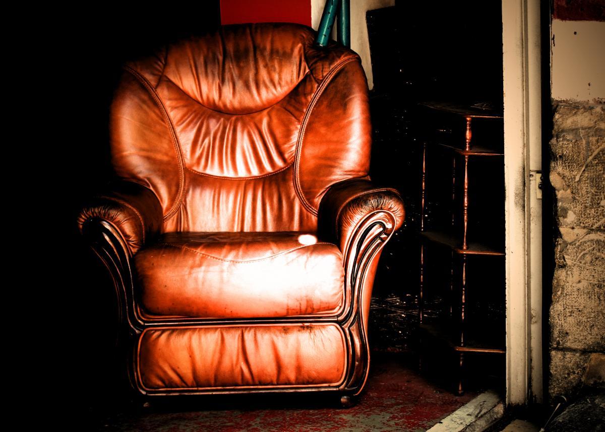 Armchair Furniture Interior #242508