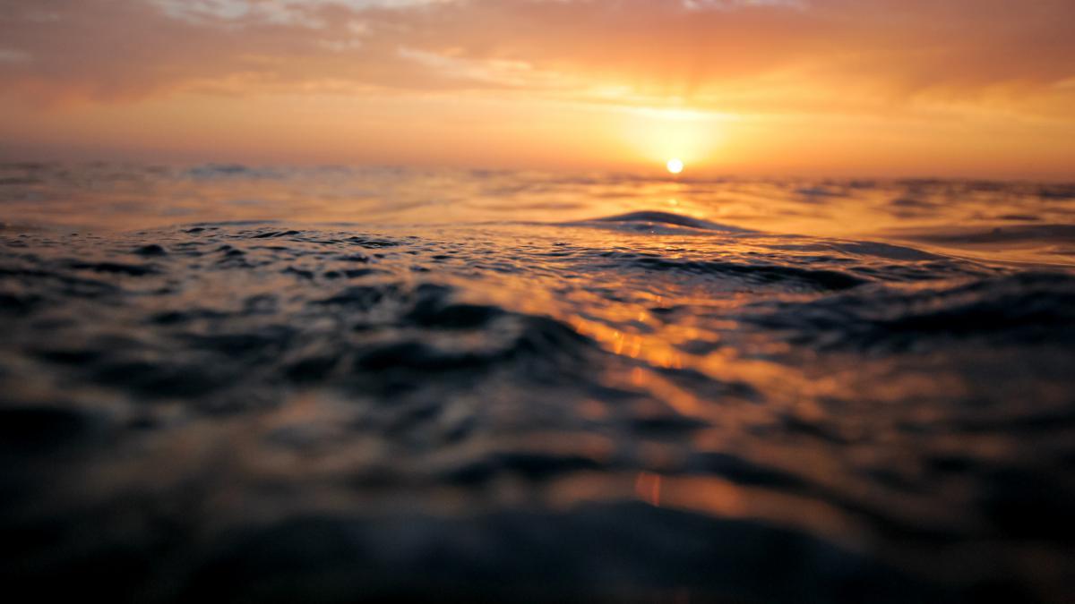 ocean sea water