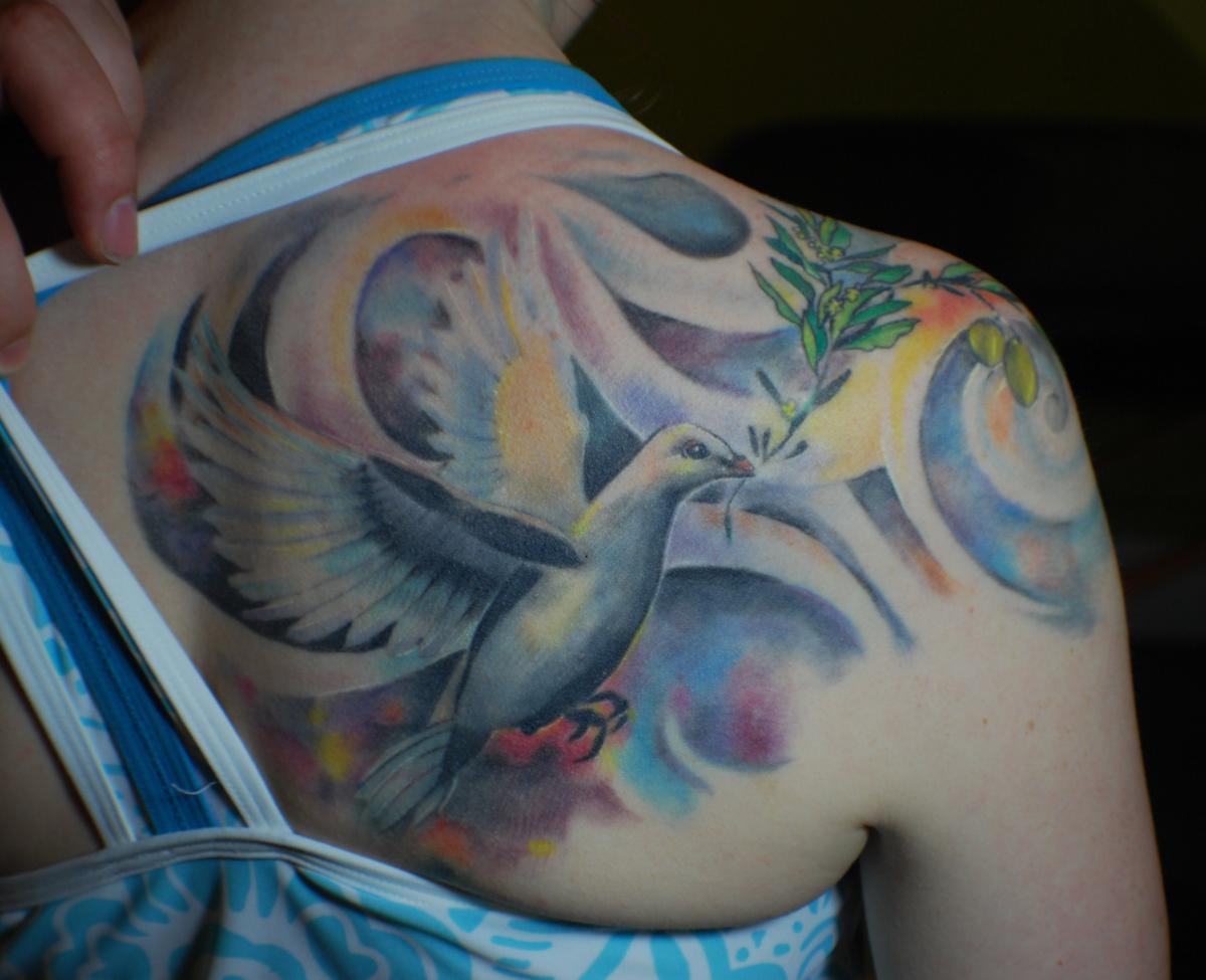 Tattoo Decoration Design
