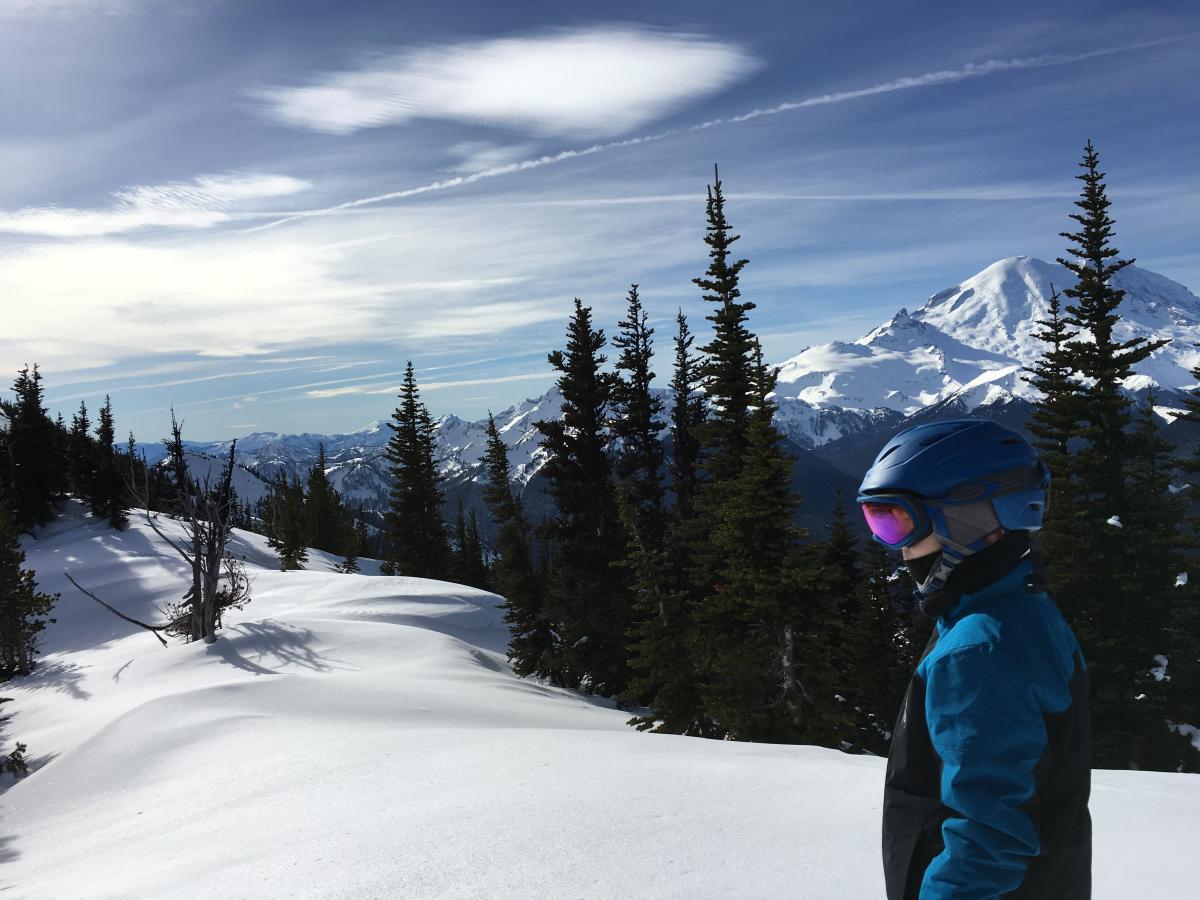 Snow Winter Mountain #259756