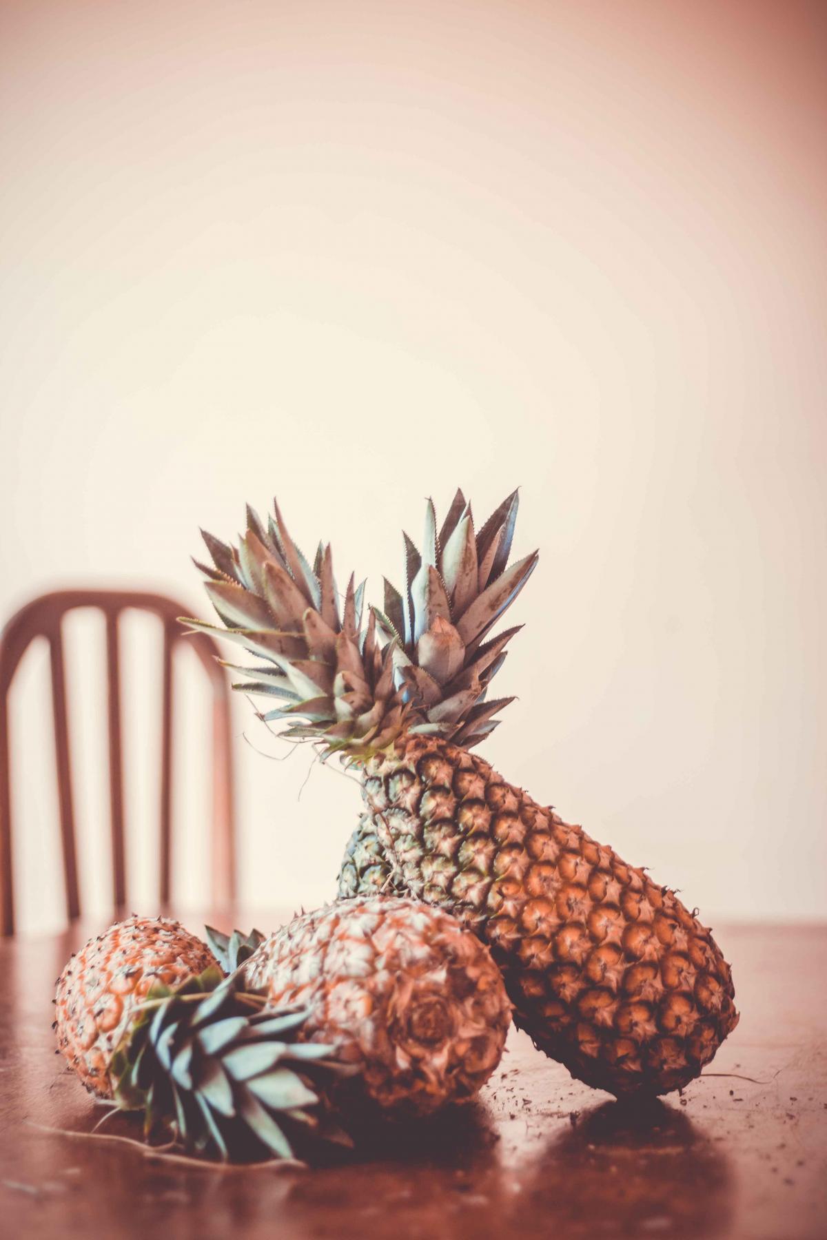 Pineapple Edible fruit Fruit #261437