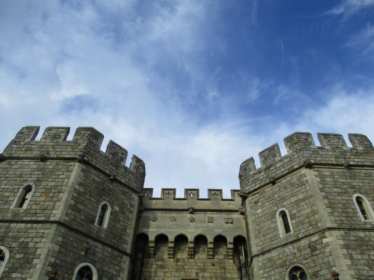 Rampart Castle Architecture #263476