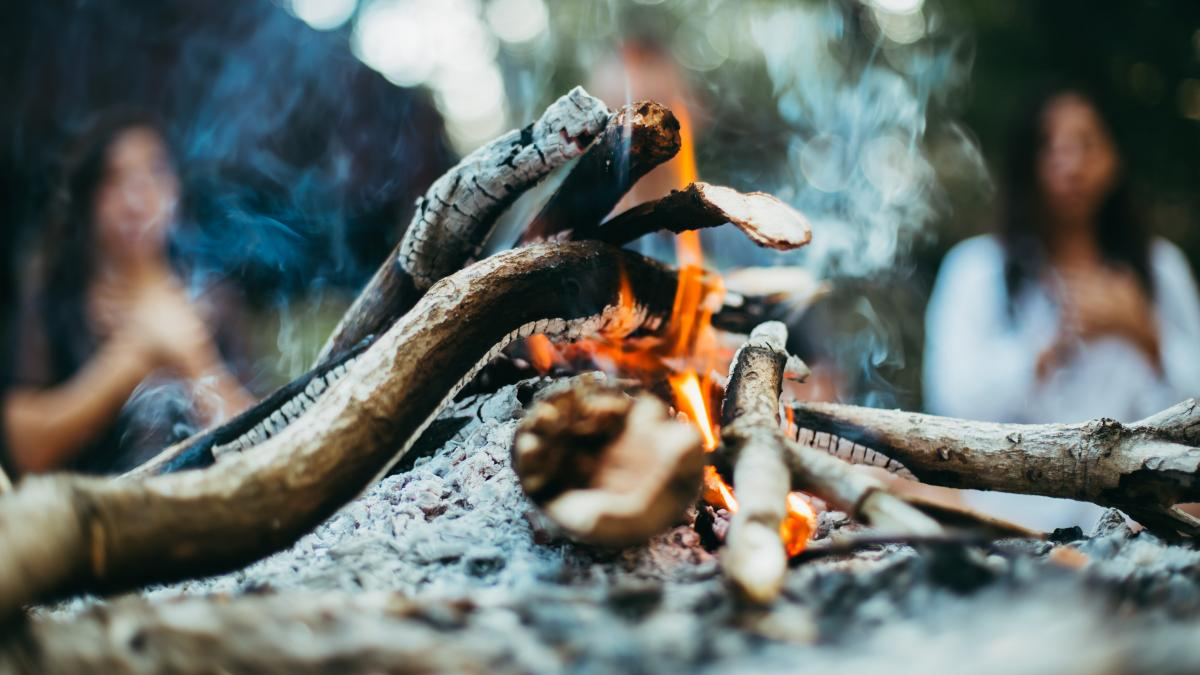 Barbecue Closeup Close