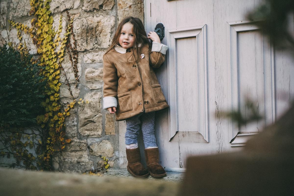 Fur coat Coat Garment #273375