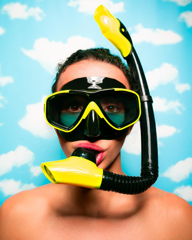 Snorkel Breathing device Device #273781