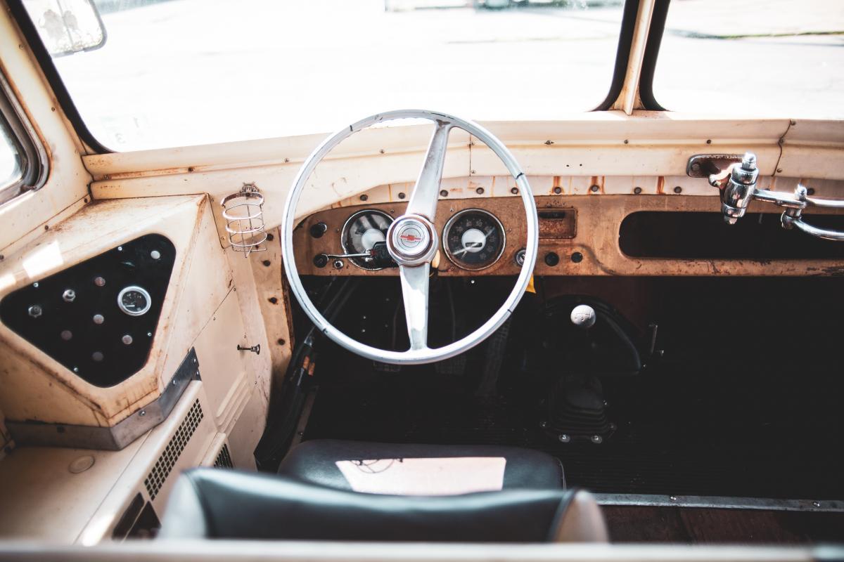 Cockpit Seat Control panel
