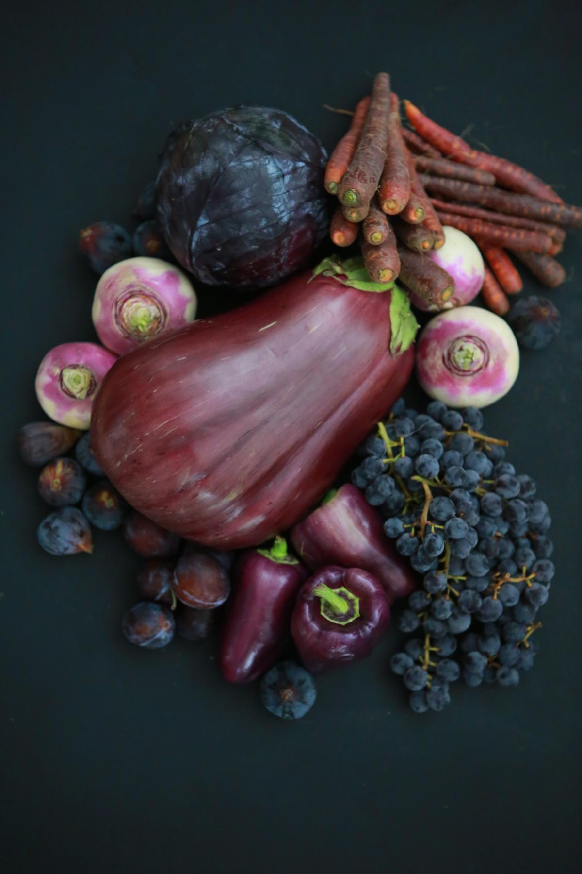 Eggplant Vegetable Vegetables