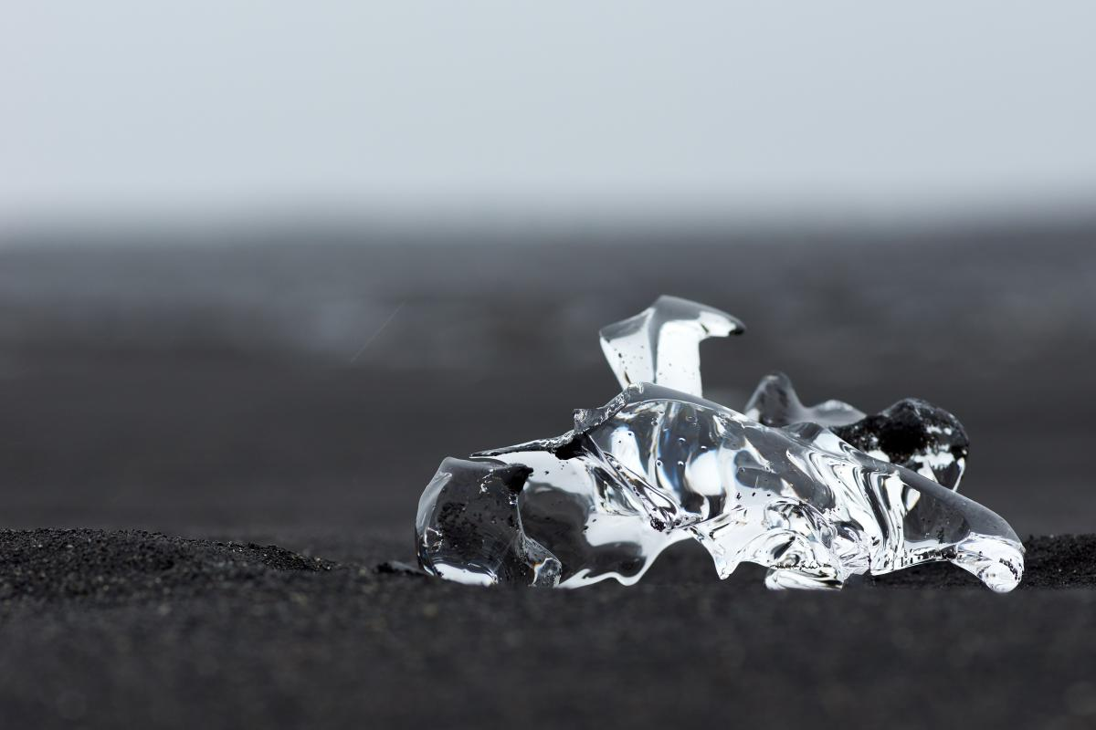 Ice Crystal Solid