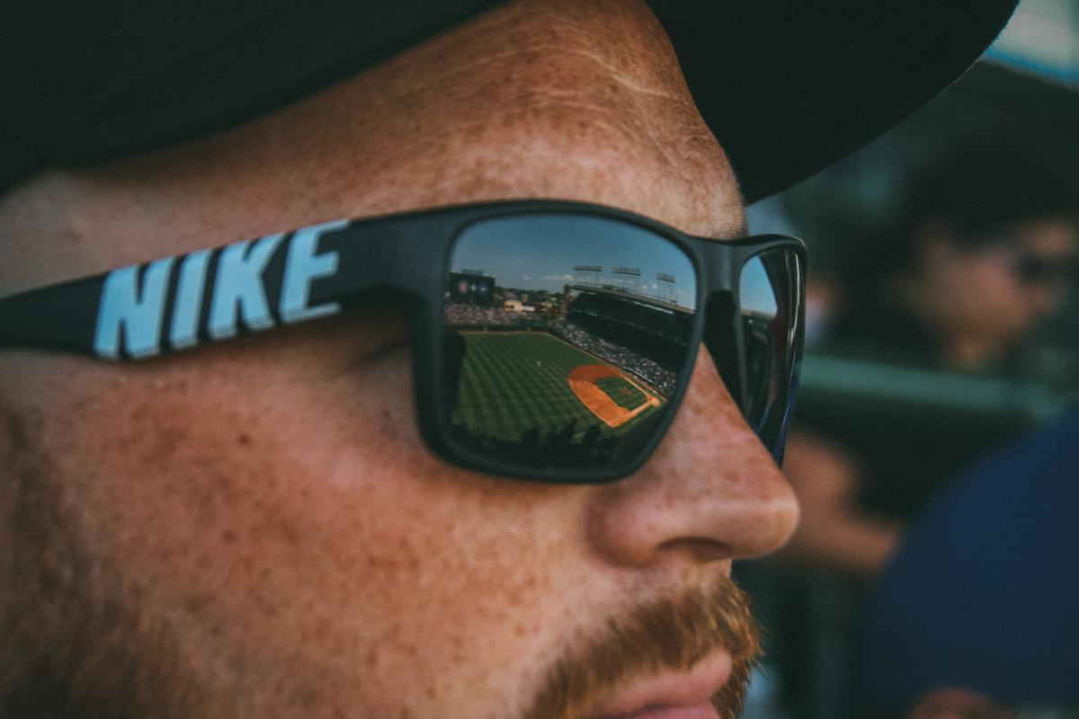 Sunglass Sunglasses Portrait