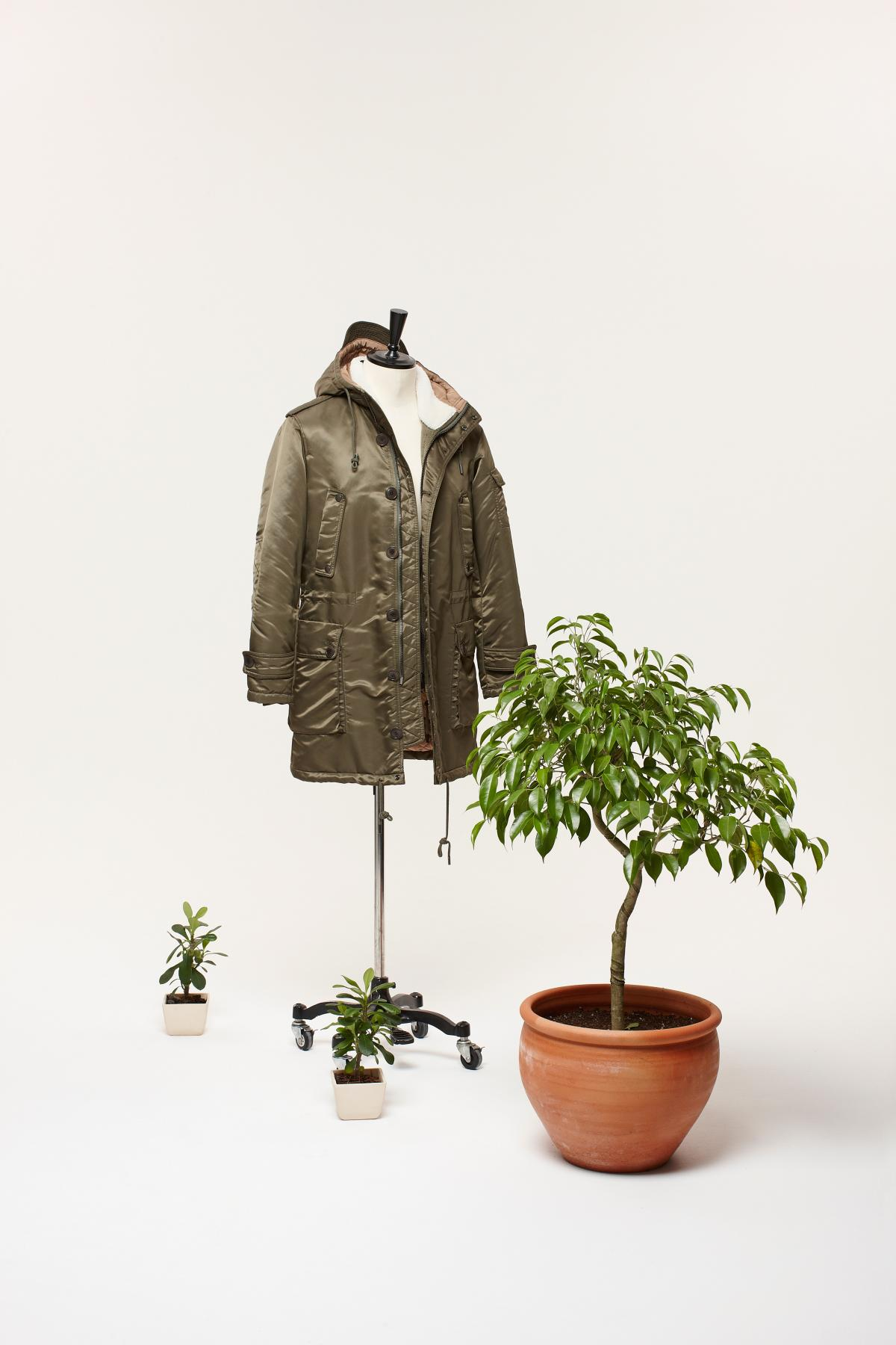 Bag Container Jacket