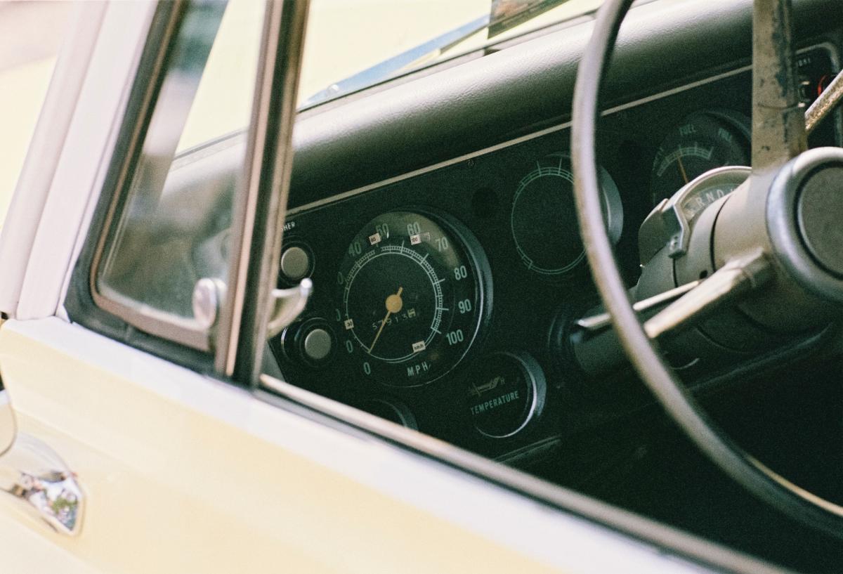 Control panel Car Control