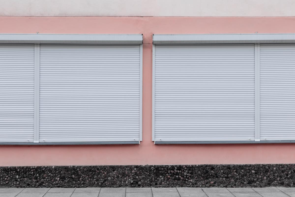 Garage Frame Blank