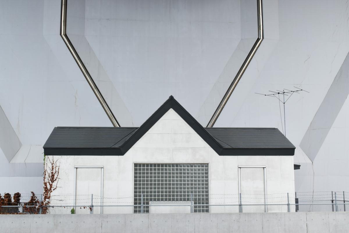 Garage Architecture House