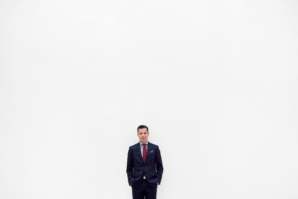 Suit Businessman Business