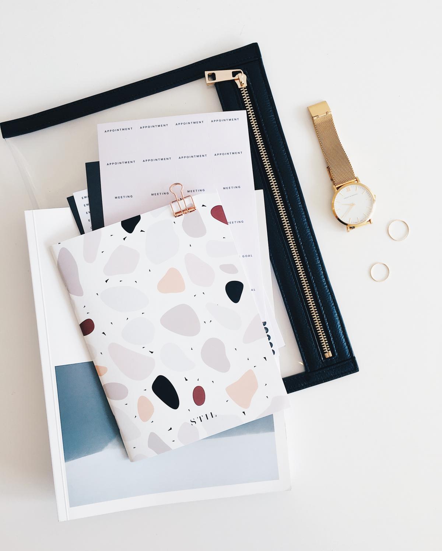 Notebook Envelope Paper
