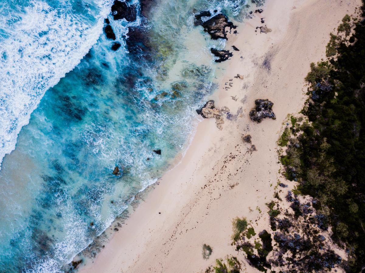 Beach Texture Grunge
