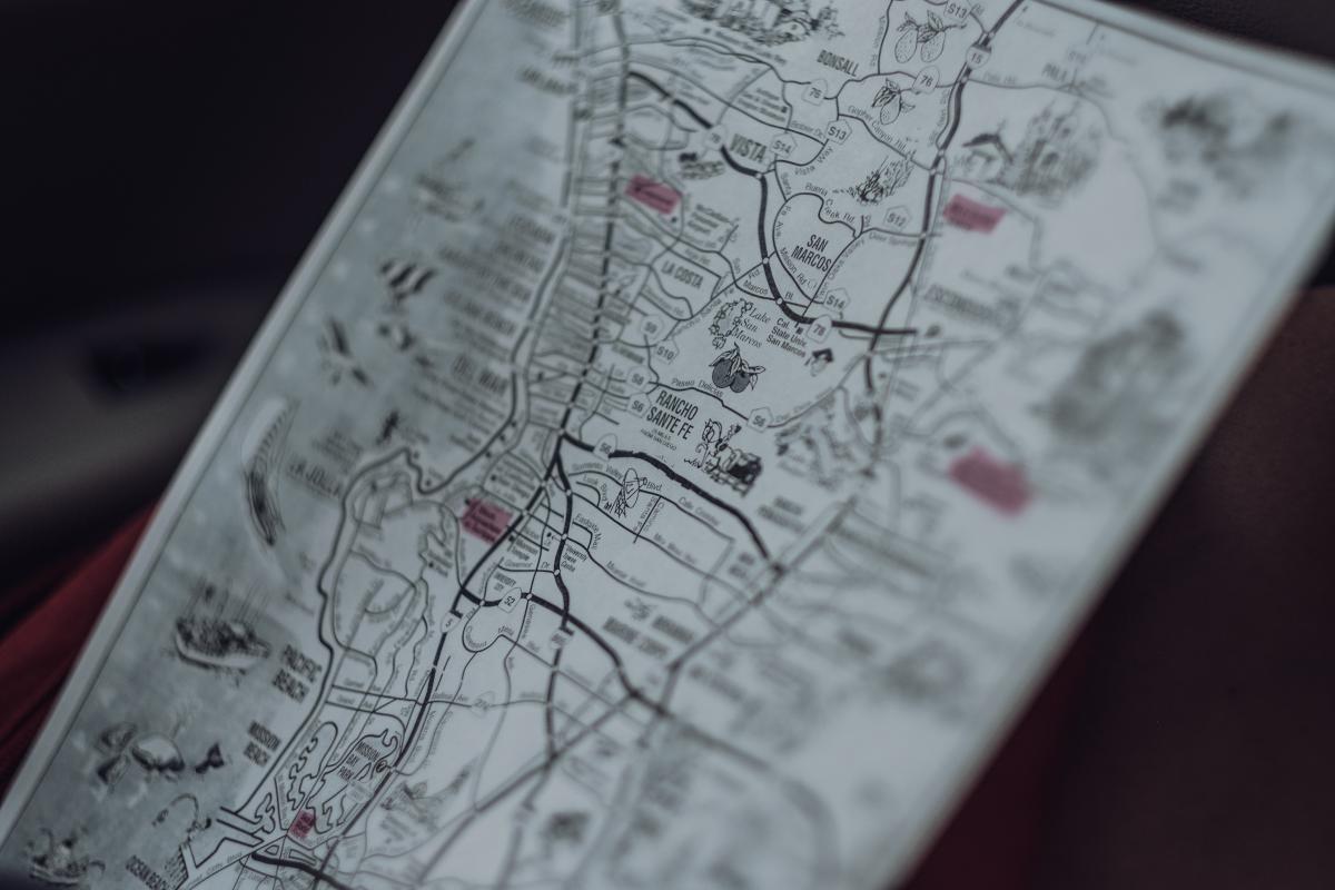 Map Representation Plan
