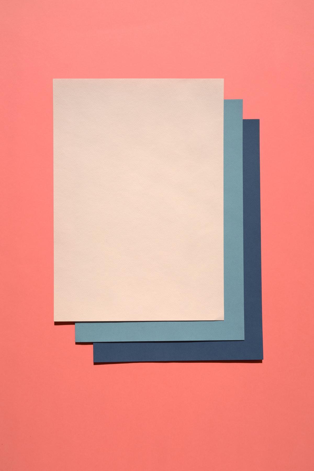 Blank Paper Empty