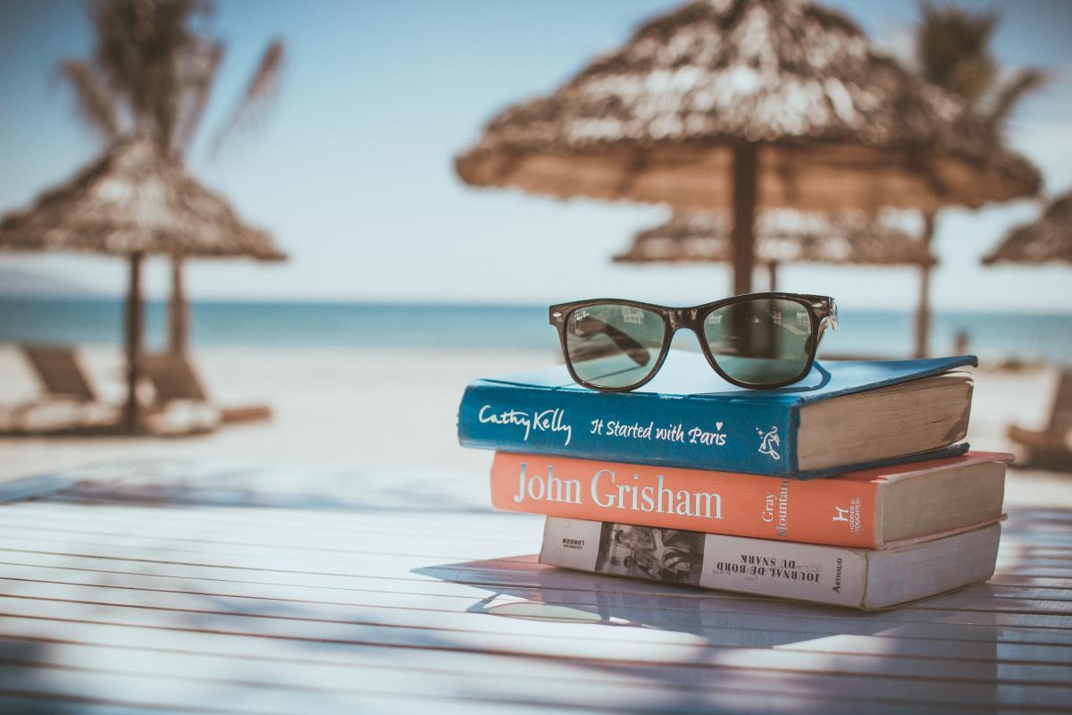 Novels john grisham sea beach #32456