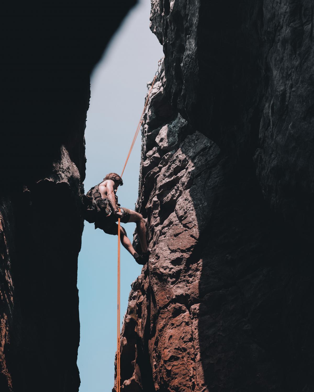 Mountain Rock Crampon
